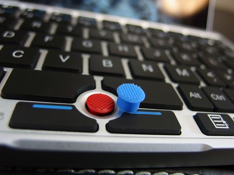 ThinkPad ロープロファイル トラックポイント・キャップ