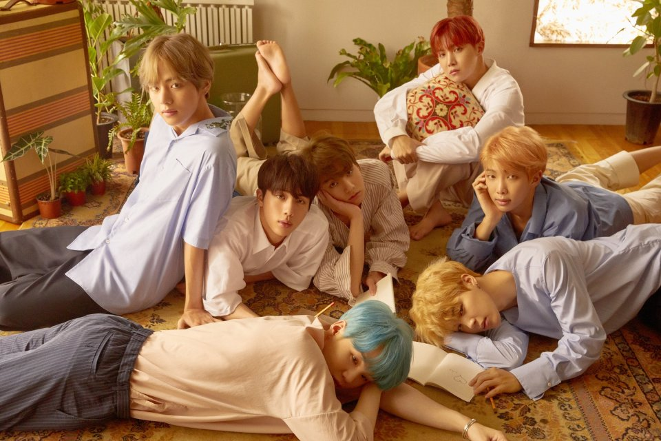 Image result for bts love yourself