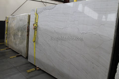 White Macaubas Quartzite Slabs E