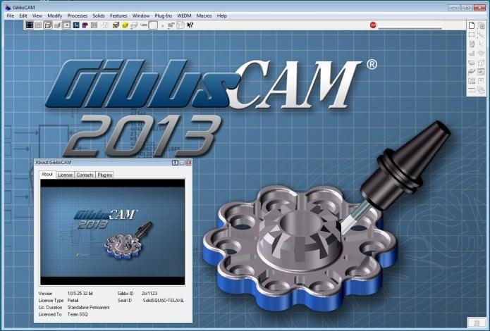 Lập trình với Phần mềm GibbsCAM 2013 full license