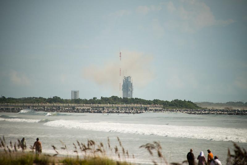 Falcon 9 / OTV-5 X-37B launch