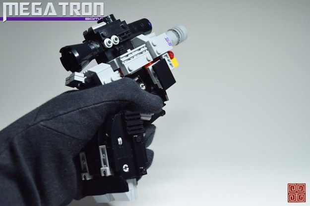 7. Megatron Gun Pew Pews