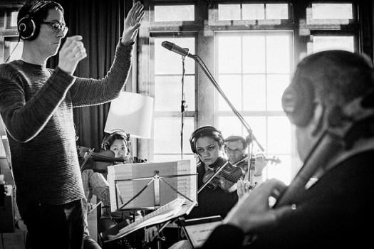 Neil Finn Session 2