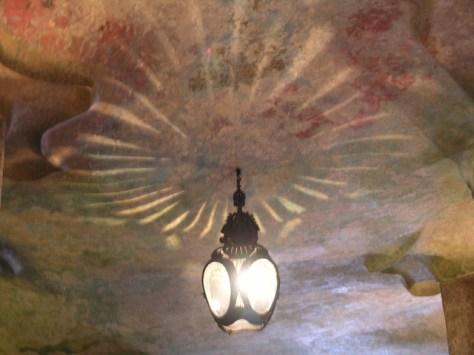 Barcelona Casa Milà  lamp
