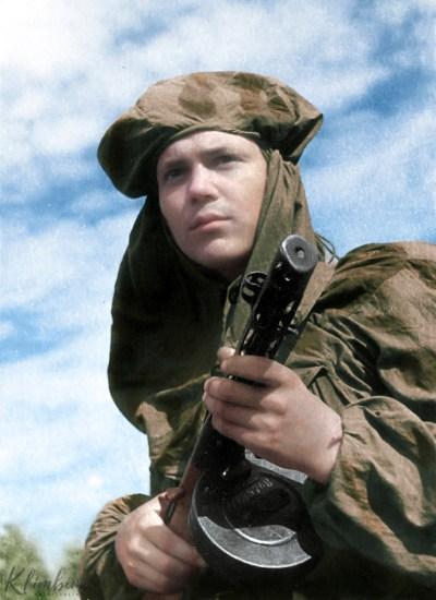 Sergeant Ivan Velichko | Сержант Иван Величко
