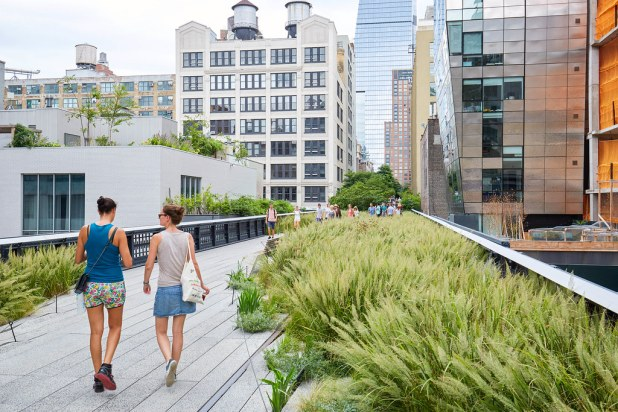 Chelsea High Line