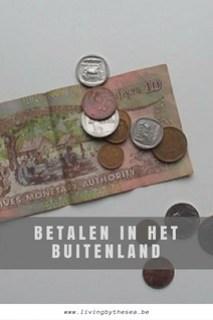 betalen in het buitenland