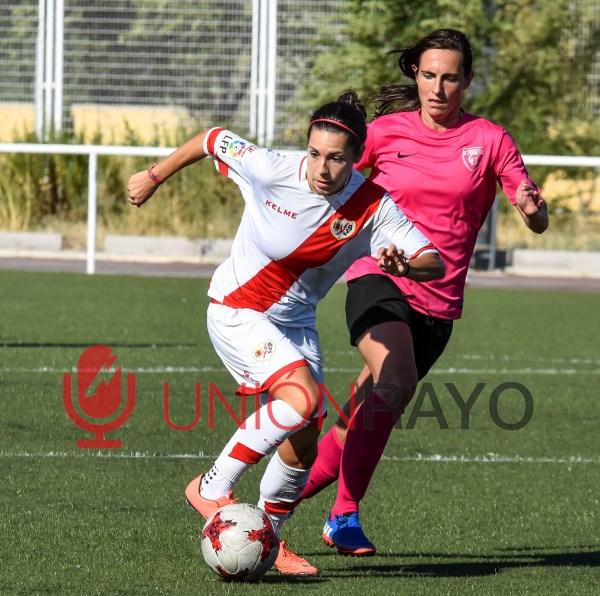 Femenino 2-0 Madrid CFF (pretemporada)
