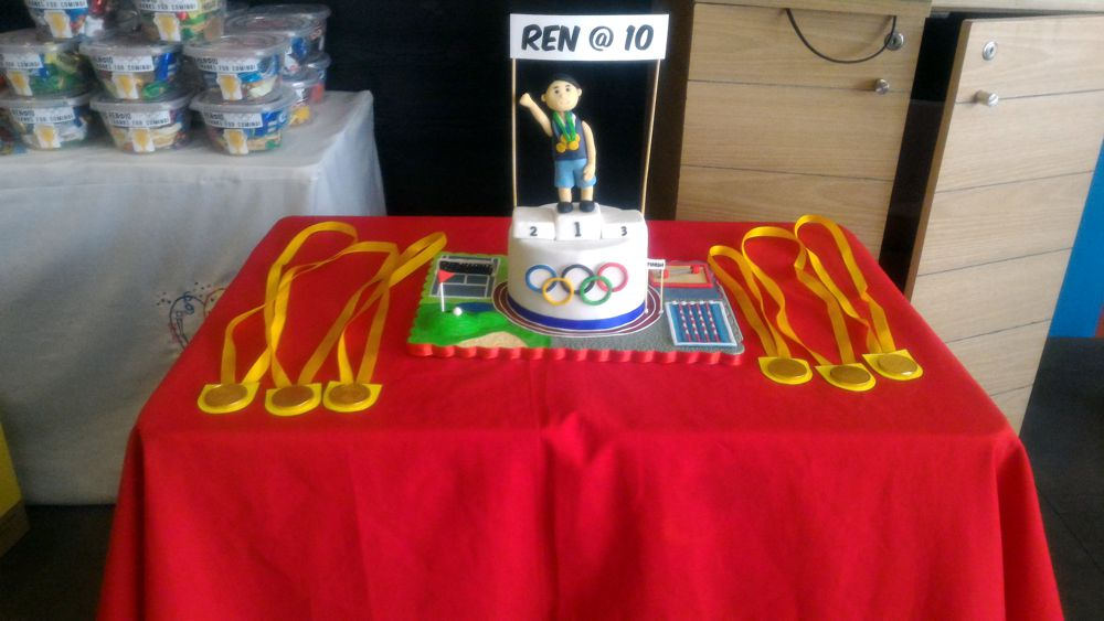 Olympic Theme Party 6