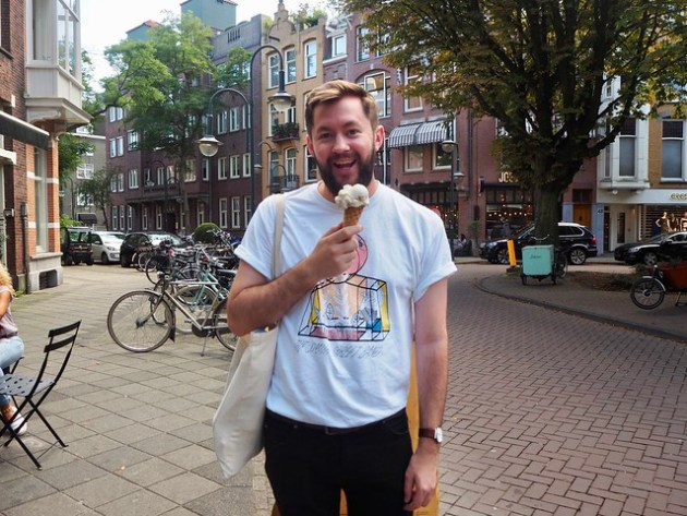 Amsterdam - Ice Cream