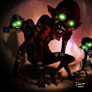 Chaos Pygmies
