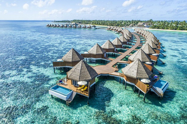 Mercure Maldives Koodoo Resort (3)