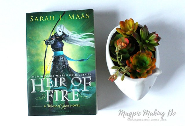 Heir of Fire Book Review 2