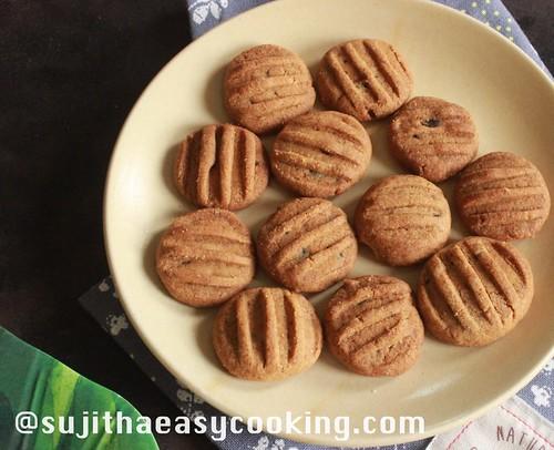 Jackfruit flour Cookies1