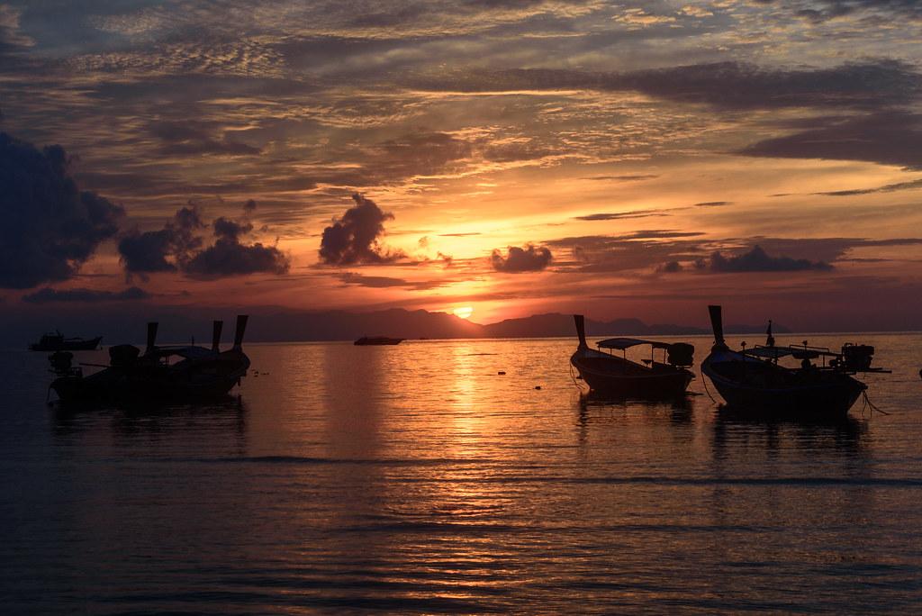 Koh Lipe Sunrise, Koh Lipe beach