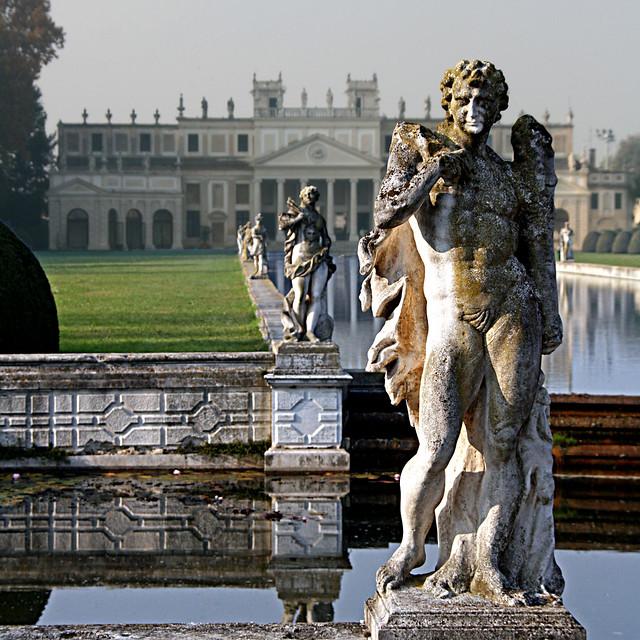 Villa Pisani, Veneto, Italia
