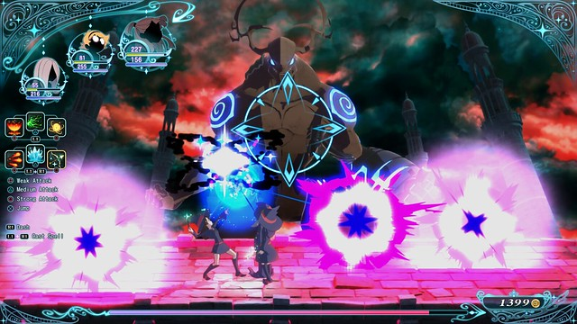 Little Witch Academia: Chamber of Time LWA_SS_Boss Battle 2