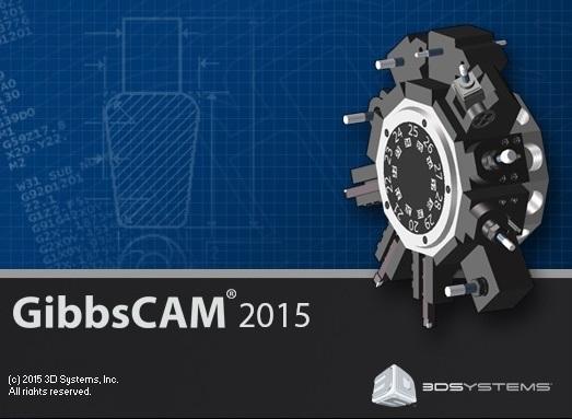 Phần mềm GibbsCAM 2015 full crack