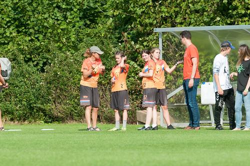 Frisbee EK Veenendaal 6-8-17