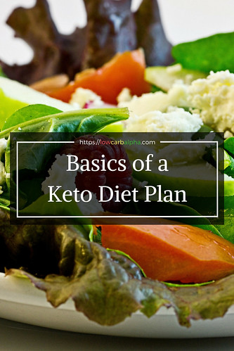 Basics of a Keto Diet Plan