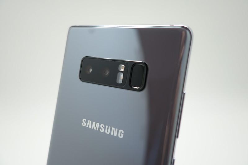 鄭蛋蛋的3C評測站:手機評測 (iOS/android/其他) / Samsung Galaxy Note 8開箱 機皇強勢回歸 大量景深實拍
