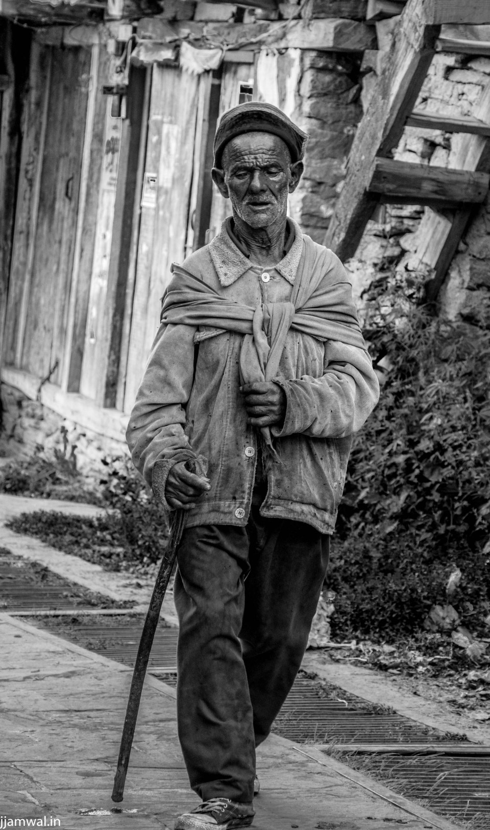 A local in Kalpa