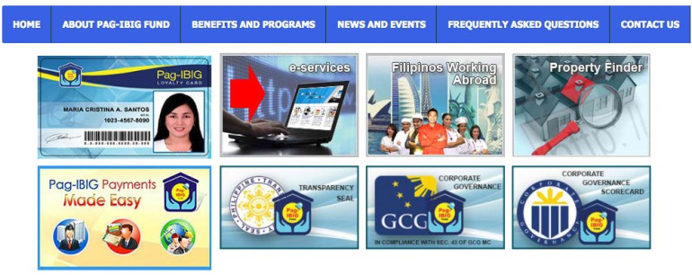 Pag-IBIG housing Loan application Online