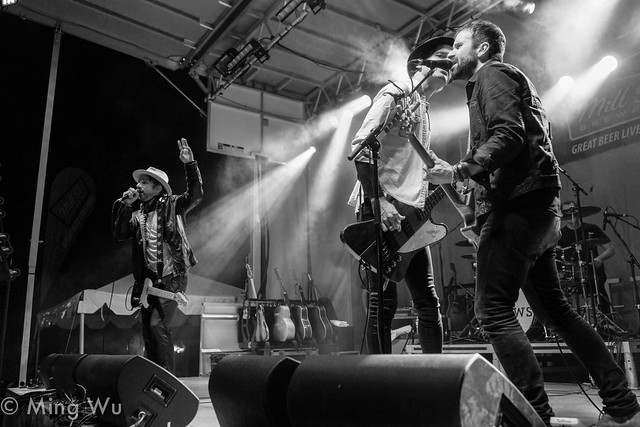 The Trews @ Hopped and Confused 2017