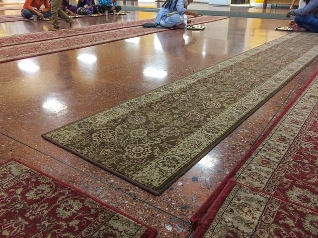 Langar Hall Dining Carpet