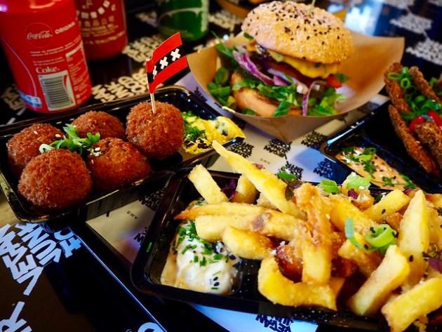 Vegan Junk Food Project