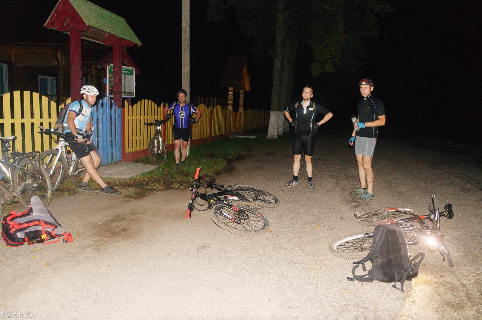 Деревня Малые Чучевичи