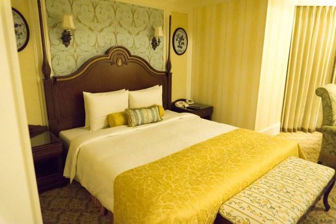 170915 東京ディズニーランドホテルタレットルーム2