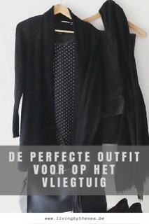 perfecte outfit vlucht