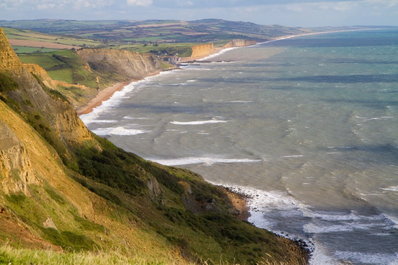 Jurrassic Coast, Dorset (Photo credit - On Foot Holidays).