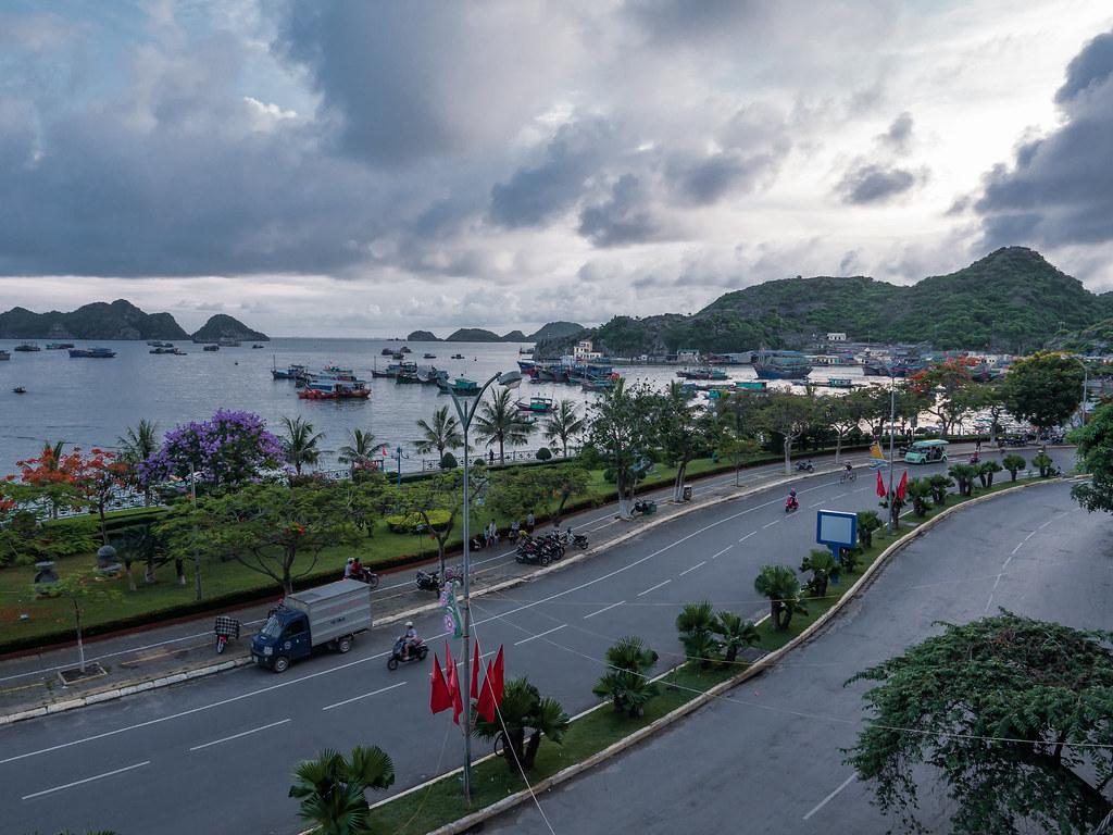 Isla Cat Ba, Vietnam