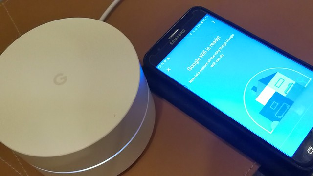Google Wifi Online