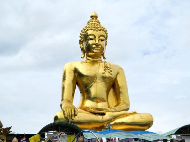 Buda en el Triángulo de Oro