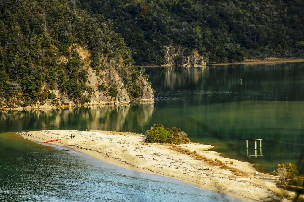 Torrent Bay, New Zealand