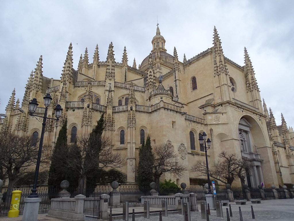 Catedral de Nuestra Señora de la Asunción y de San Frutos Segovia 01