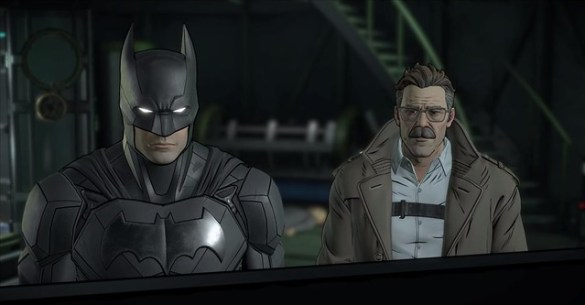 Batman Season 2 Episode 1 - Riddler Computer