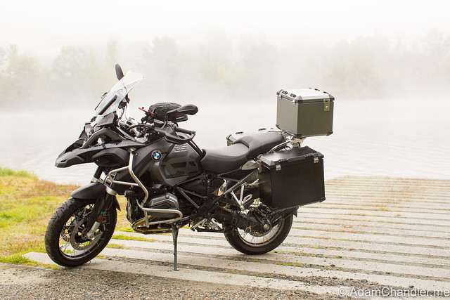Bumot Defender Cases - R1200 GS Adventure 2017 - Triple Black20170831