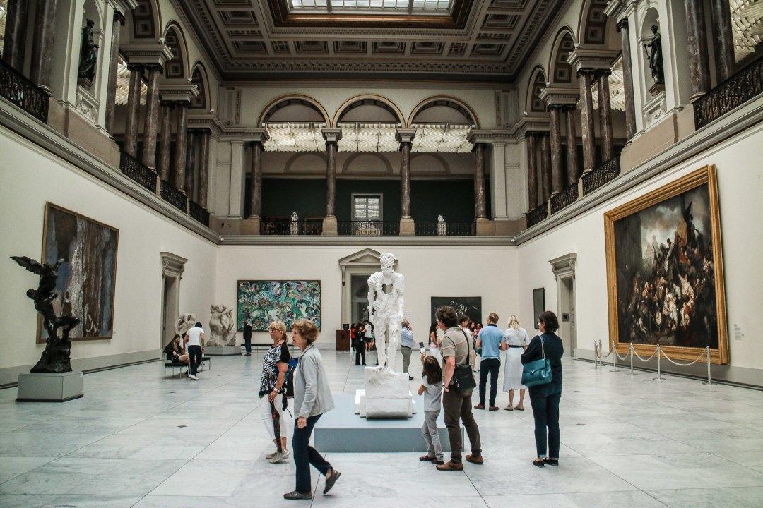 Musei Bruxelles