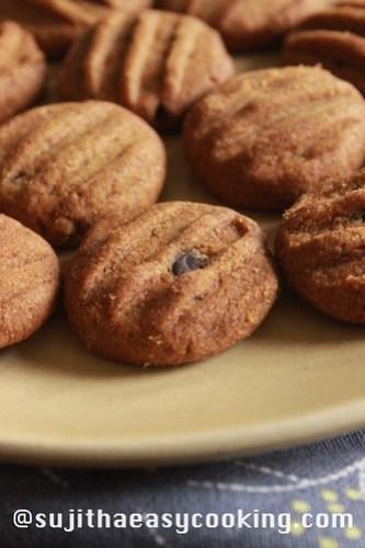 Jackfruit flour Cookies4