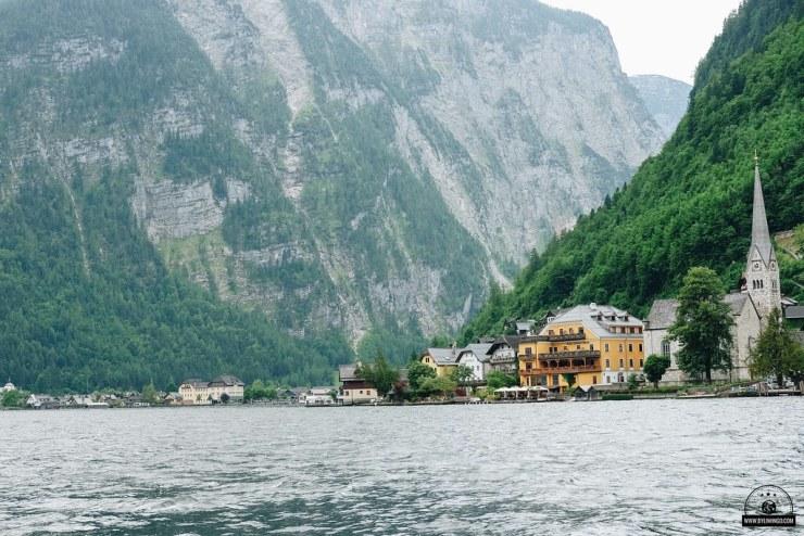 làng hallstatt