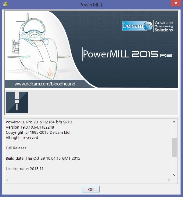phần mềm Delcam PowerMILL 2015 R2 full