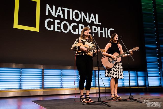 Sharks and Recreation at Nat Geo After Hours