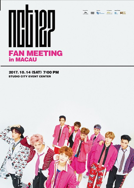 NCT 127 FAN MEETING in MACAU