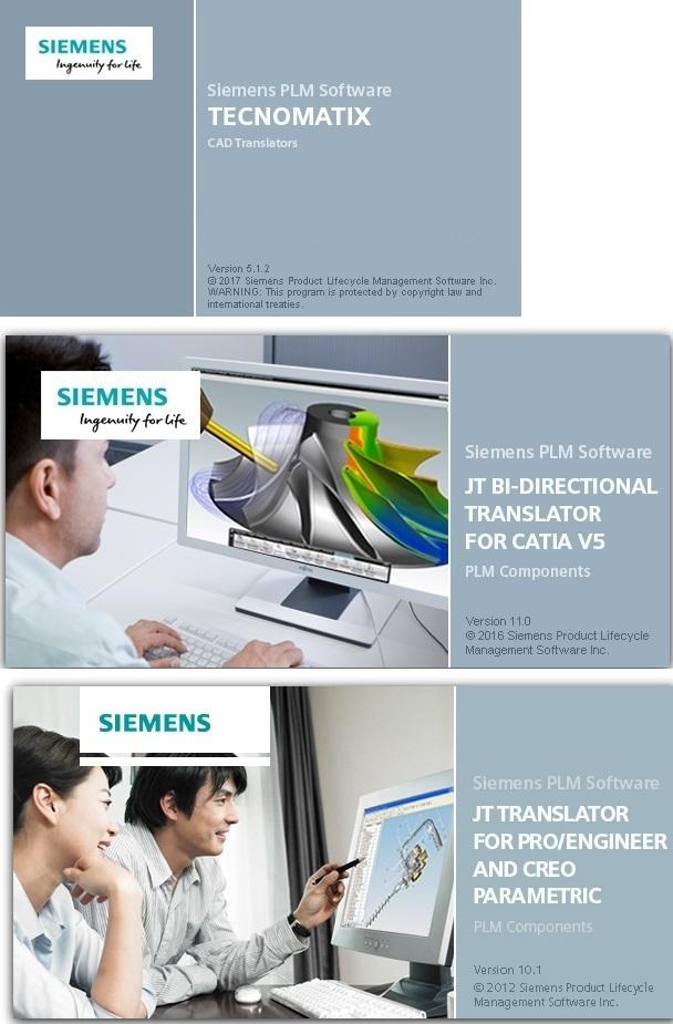 Siemens Tecnomatix CAD Translators 5.1.2 64bit full license