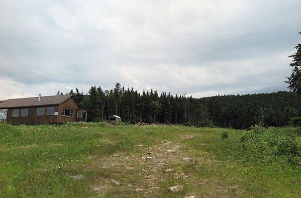 Saddleback Resort Hike Building