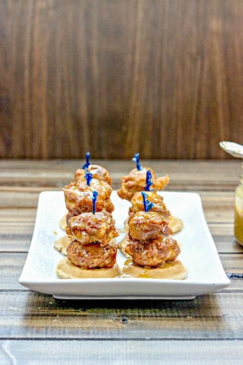 Mini-Chicken-Waffles